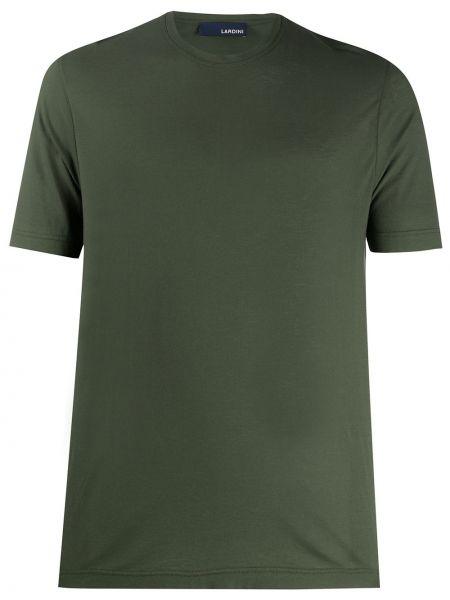 Koszula krótkie z krótkim rękawem prosto światło Lardini