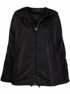 Куртка с капюшоном - черная No Ka 'oi