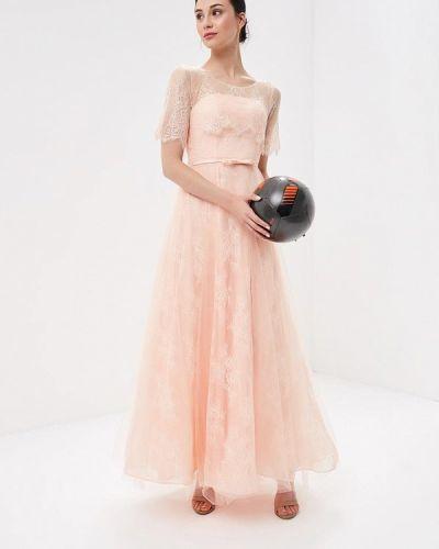 Вечернее платье розовое X'zotic