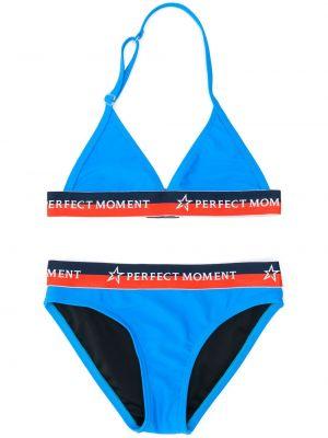 Niebieski bikini Perfect Moment Kids