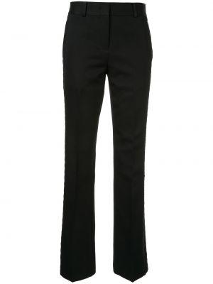 Классические брюки с завышенной талией - черные Ck Calvin Klein