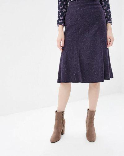 Юбка итальянский фиолетовый Trussardi Collection
