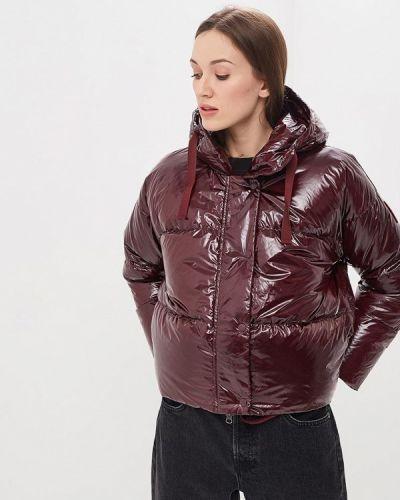 Зимняя куртка осенняя бордовый Bomboogie