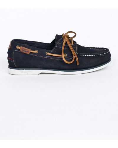 Туфли замшевые кожаный Wrangler