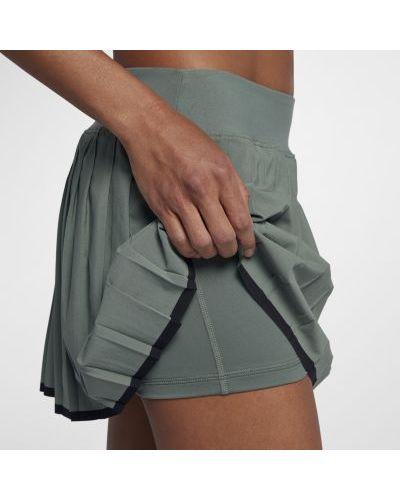 Платье с поясом сетчатое теннисное Nike
