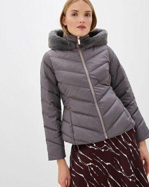 Зимняя куртка осенняя серая Ted Baker London