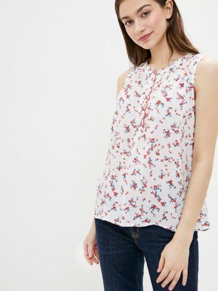 Блузка без рукавов белая весенний Gap