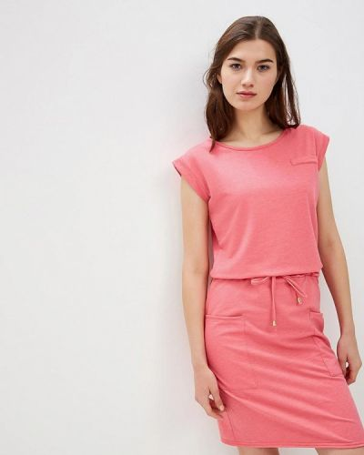 Розовое платье Numinou