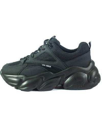 Черные кроссовки Lonza