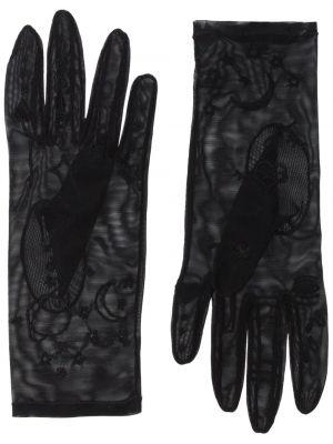 Перчатки с вышивкой Tender And Dangerous