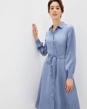 Платье платье-рубашка осеннее Incity