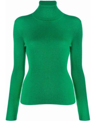 Зеленая кофта с длинными рукавами P.a.r.o.s.h.