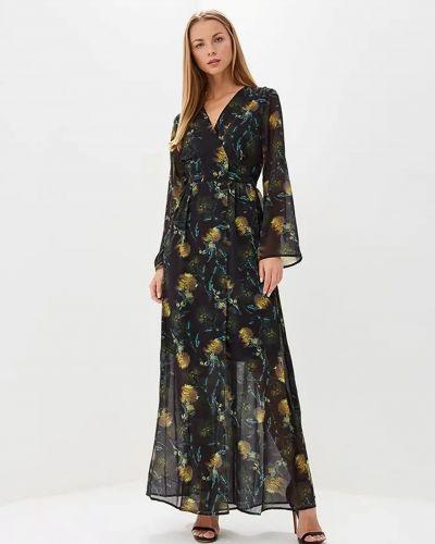 Платье с принтом Lost Ink.