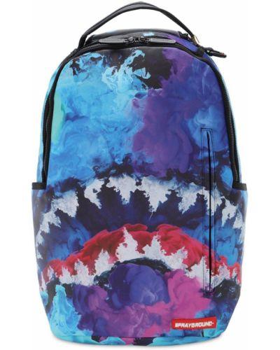 Bawełna bawełna z paskiem plecak na paskach Sprayground