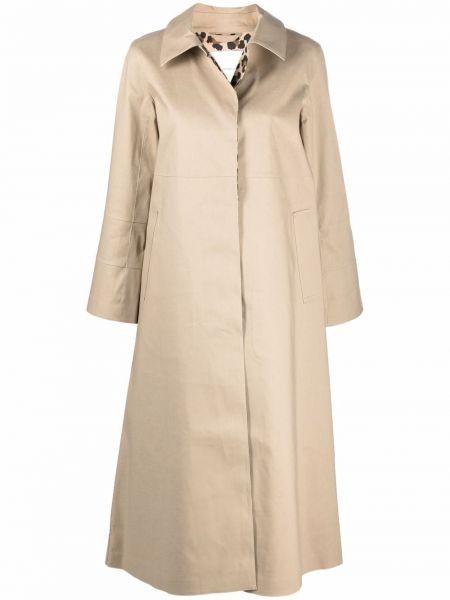 Бежевое пальто классическое Mackintosh
