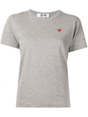 T-shirt z printem Comme Des Garcons Play