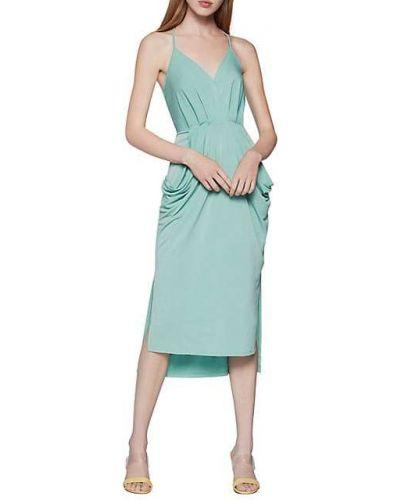 Трикотажное платье миди без рукавов на бретелях Bcbgeneration