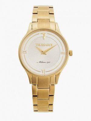 Часы золотые Trussardi