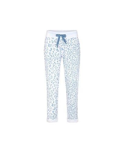 Спортивные брюки из полиэстера Juvia