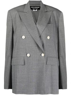 Шерстяной пиджак - серый Junya Watanabe