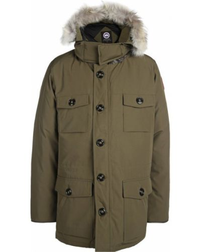 Куртка с капюшоном пуховая Canada Goose