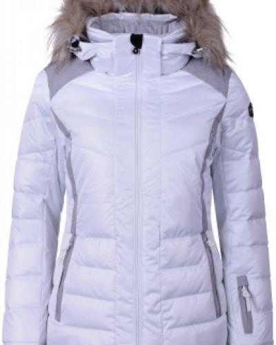 Утепленная куртка горнолыжная с капюшоном Icepeak