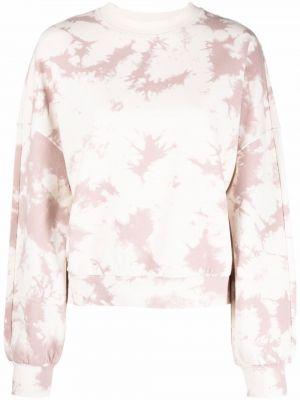 Biała bluza bawełniana Varley
