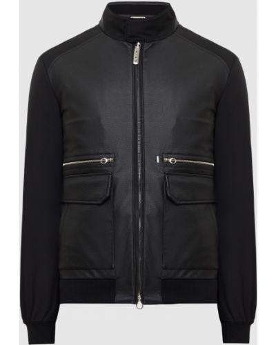Куртка - черная Stefano Ricci