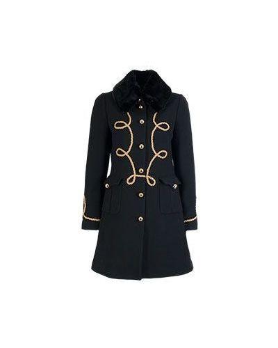 Пальто шерстяное пальто Vivetta