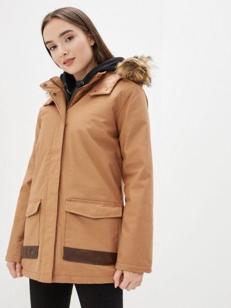 Утепленная куртка демисезонная весенняя Roxy