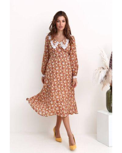 Шифоновое платье Nenka