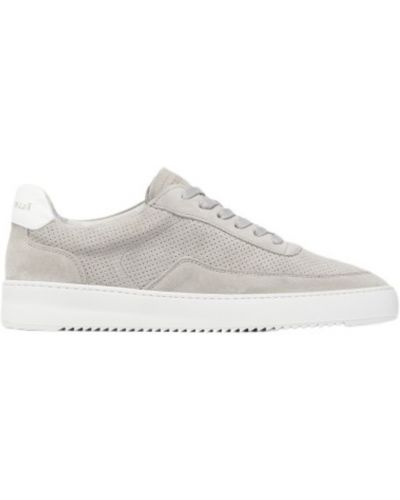 Szare sneakersy Filling Pieces