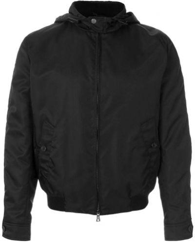 Черная куртка Sealup