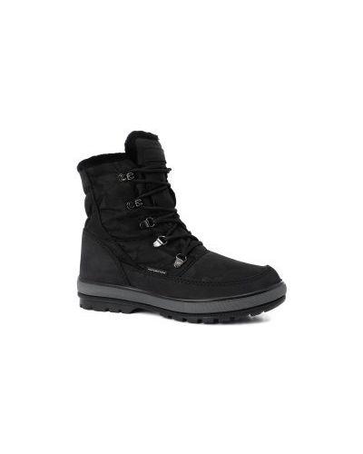 Ботинки черные черные Antarctica