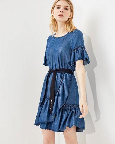 Джинсовое платье весеннее Liu Jo Jeans