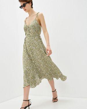 Платье платье-сарафан зеленый Lime