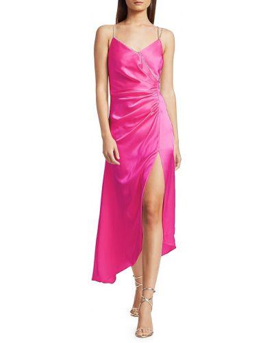 Sukienka z dekoltem w serek David Koma