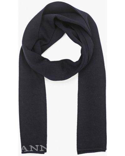 Синий шарф Galvanni