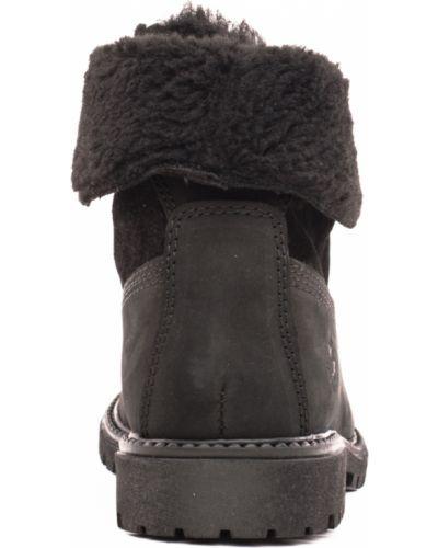 Ботинки - черные Lumberjack
