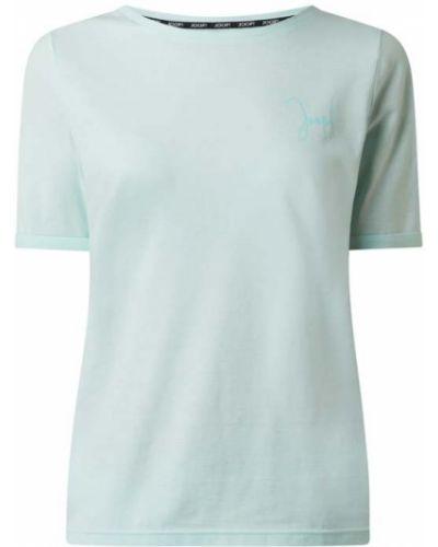 Zielony t-shirt bawełniany Joop! Bodywear