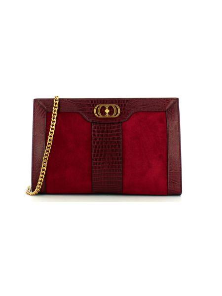Czerwona torebka La Carrie