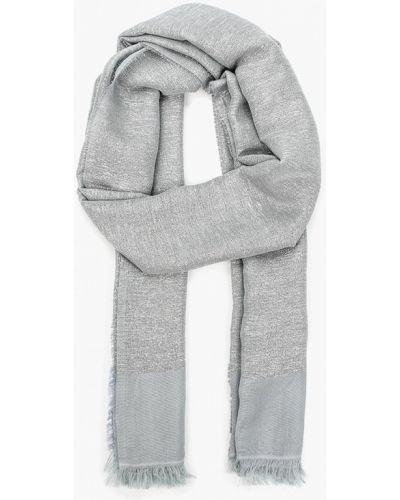 Палантин серебряного цвета Marks & Spencer