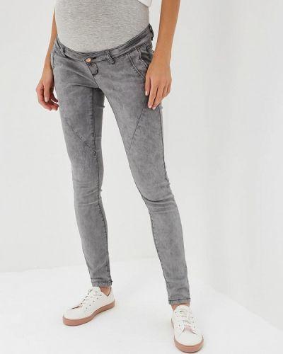 Серые джинсы Mama.licious
