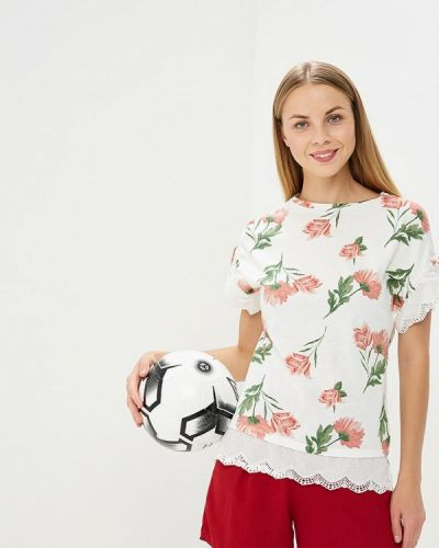 Белая футболка 2019 Dorothy Perkins