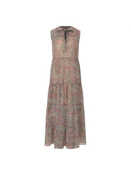 Платье из вискозы с подкладкой Paul&joe