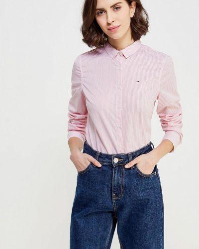 Блузка розовая Tommy Jeans