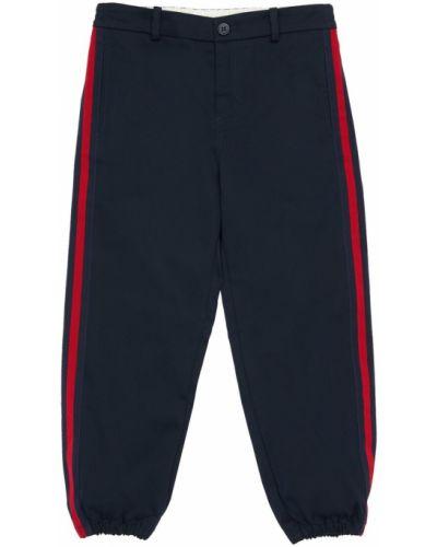 Spodnie z kieszeniami Gucci