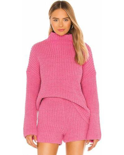 Bawełna światło włókienniczy pulower One Grey Day