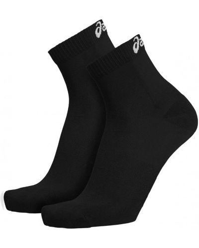 Черные носки Asics