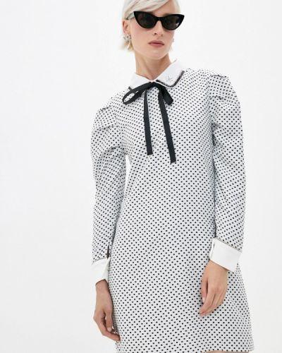 Белое прямое платье Sister Jane